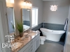The Urban Prairie - Master Bathroom